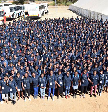 Can You Work for a Mining Company In Randfontein  After
