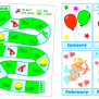 Printable English Games For Kids