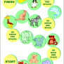 Board Games For Kids Learning English Hello How Are You