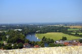 View of the River Thames from The Round Tower