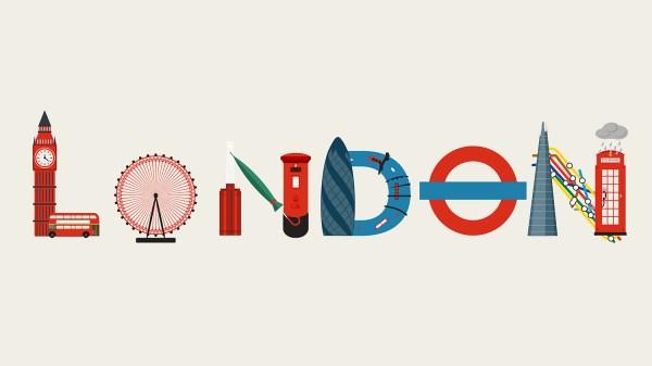 London England Words