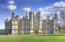 Burghley House England