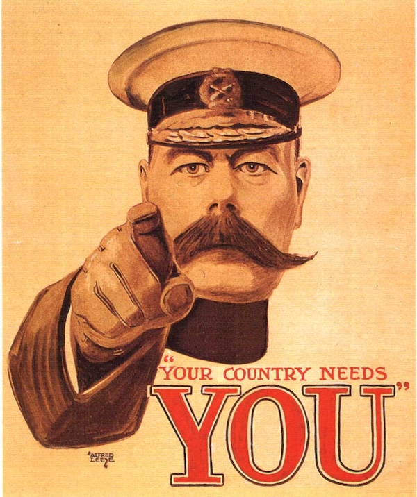 Great Britons Lord Kitchener The Controversial Field