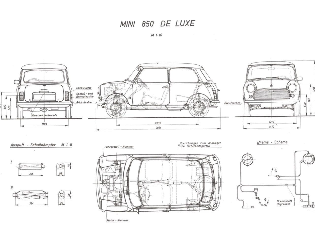 Great British Icons: The Classic Mini