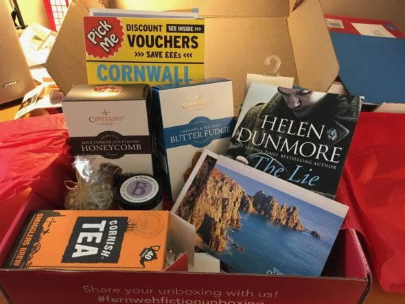Review: The Travelling Reader Subscription Box – A Marvelous