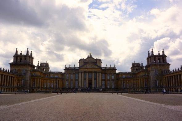 Travel Alert: Major Events at Blenheim Palace in 2018