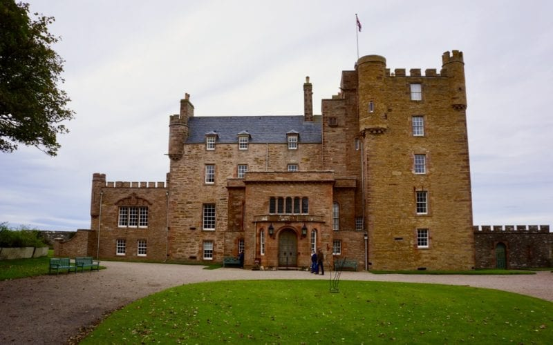 The Castle of Mey Scotland