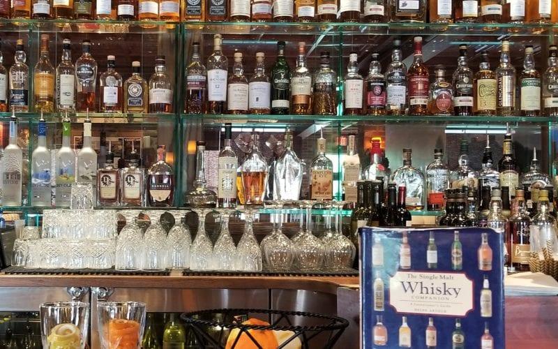 Bar at Balmoral Scottish Restaurant