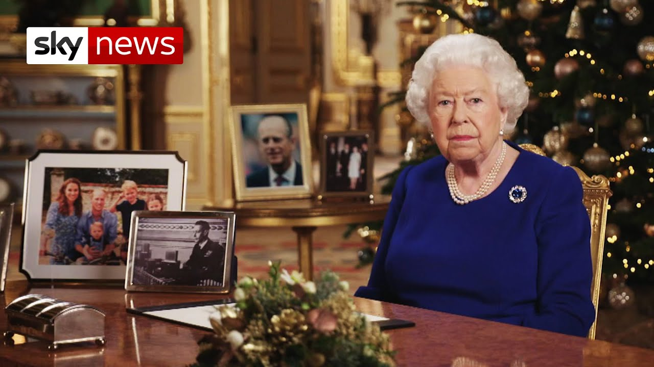 The Queen: Watch The Queen's Annual Christmas Message – 2019 Edition