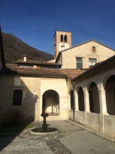Passeggianado tra i borghi più belli d'Italia: Follina, Cison di Valmarino i presepi di Mura