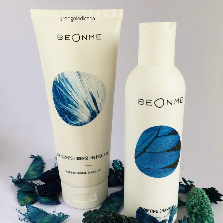 Shampoo Purificante e Trattamento Nutriente – BeOnMe