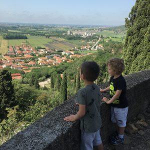 Passeggiate con i bambini sui Colli Euganei: Sentiero Monte Ricco
