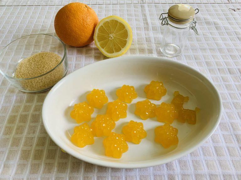 Ricetta Caramelle alla Frutta