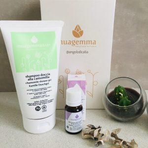 Shampoo Doccia Baby e Olio Essenziale di Lavanda – Nuagemma