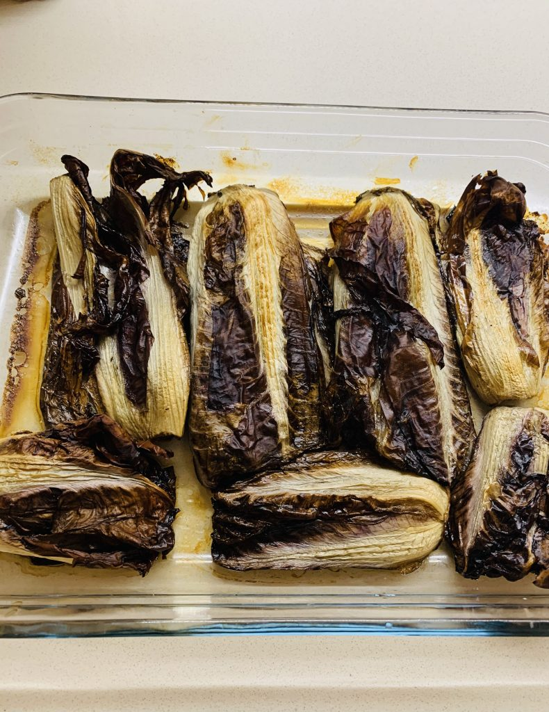 Radicchio di Treviso Precoce al forno