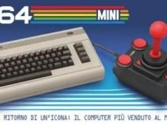 2017 09 29 c64 mini e1506925952693 - Arriva il nuovo Commodore 64 Mini
