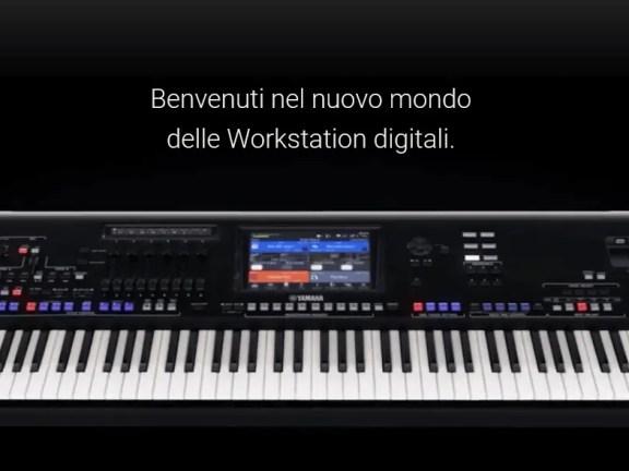 Ufficiale 3 - Yamaha Genos: il nuovo progetto di Yamaha