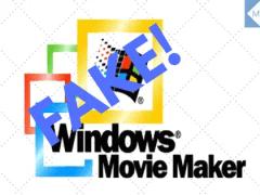 FAKE - La truffa di Windows Movie Maker si diffonde massivamente a causa dell'alta valutazione di Google