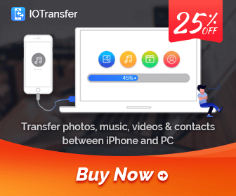 IOTransfer 25off 336x280 - Risoluzione problemi installazione Office 2013