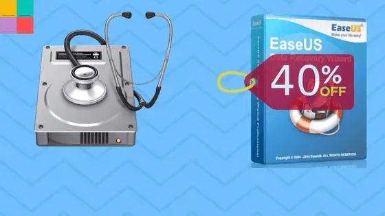 easeus 01 - Recensione di EaseUS Data Recovery Wizard + Sconto