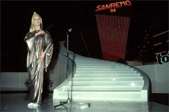 Patty Pravo - Sanremo 1984-1985
