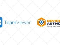 devicauth - Device Authority e TeamViewer insieme migliorano la connettività e la sicurezza in ambito IoT