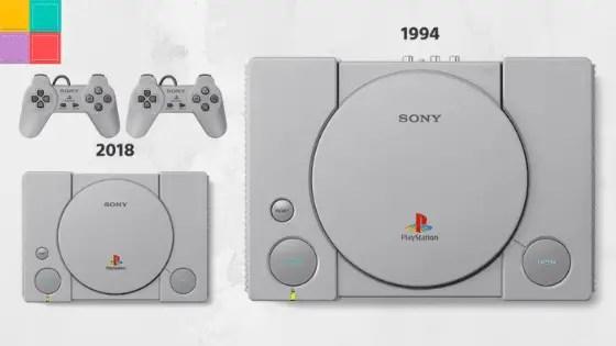 playstation classic - In arrivo la PlayStation Classic a dicembre