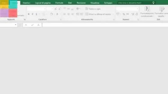 exceltrouble - FIX: Excel non apre i file e mostra un file vuoto