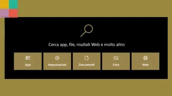 cortana ricerca - Ecco come funzionerà la ricerca in Windows 10