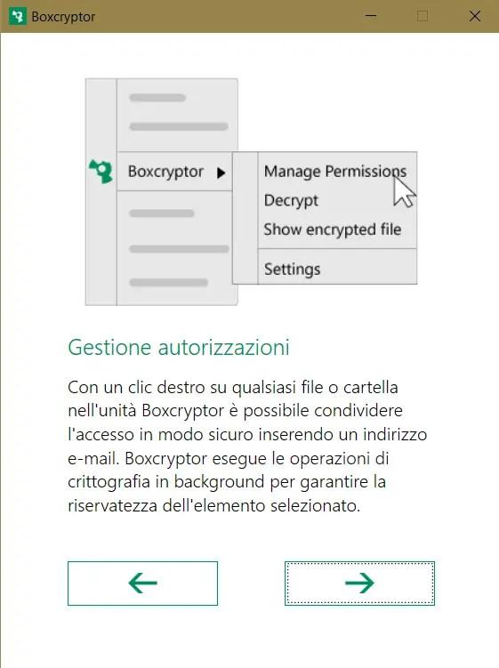 boxcrypto05 - Cloud e privacy: criptiamo i dati, prima di caricarli, con Boxcryptor