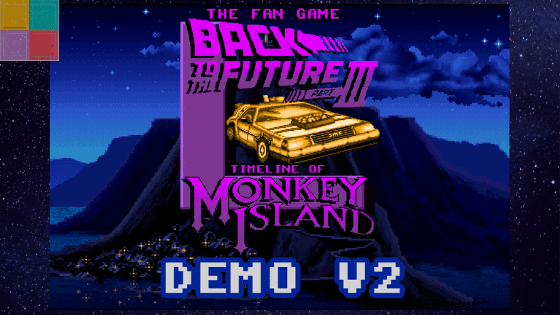 bttfcove - Back to the Future Part III: Timeline of Monkey Island