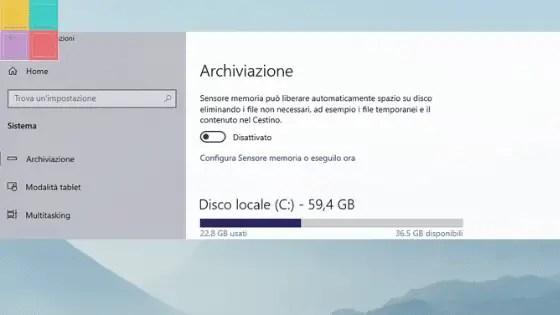 hddcover - Windows 10 riserverà 7 GB di spazio per gli aggiornamenti
