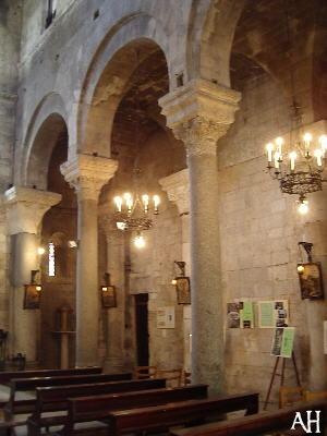 Chiesa templare di Ognissanti  Trani BA