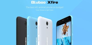 bluboo_xfire