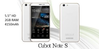 cubot-note-s