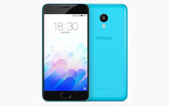 Meizu-m3-blue