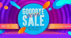 gearbest goodbye 2016 sale