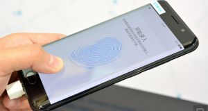 qualcomm supersonic fingerprint scanner
