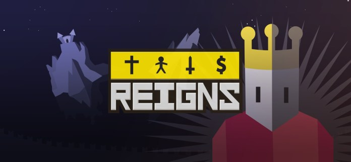 reigns Android game