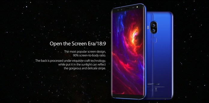 blackview s8 screen