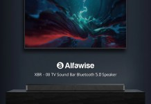Alfawise XBR 08 sound bar