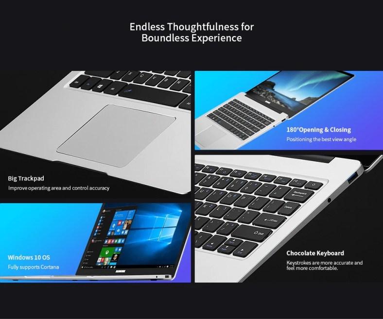 Alldocube Kbook Ultrabook keyboard