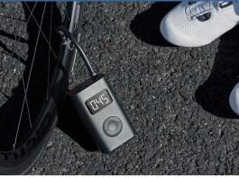 Xiaomi mini inflatable treasure pump air compressor
