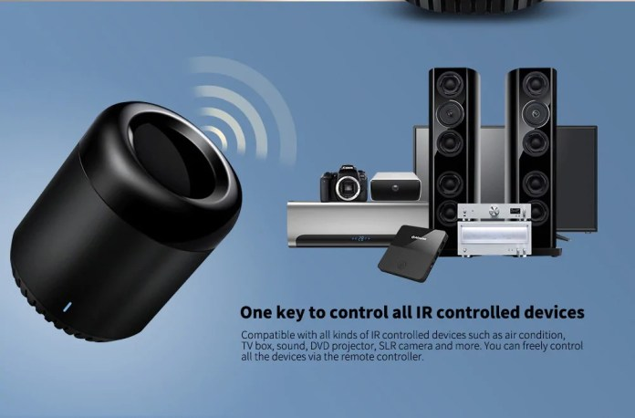 Broadlink RM mini3 Universal WiFi - IR Remote Controller devices