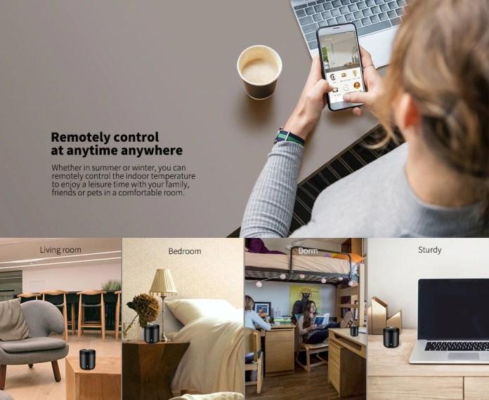 Broadlink RM mini3 Universal WiFi - IR Remote Controller remote control