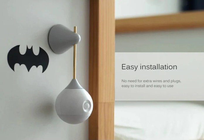 Induction Lamp Night Light from Xiaomi youpin easy install