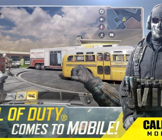 Call of duty Mobile Google play battle royal