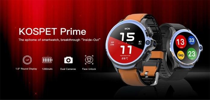 Kospet Prime 4G Android 7.1 Smartphone