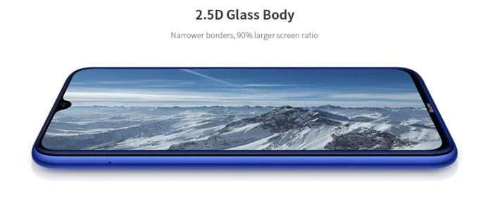 Redmi note 8 screen