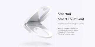 SMARTMI Multifunctional Smart Toilet Seat